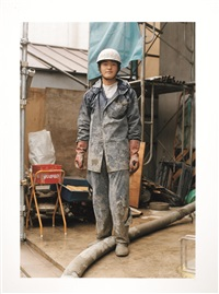 tokyo worker by wolfgang tillmans
