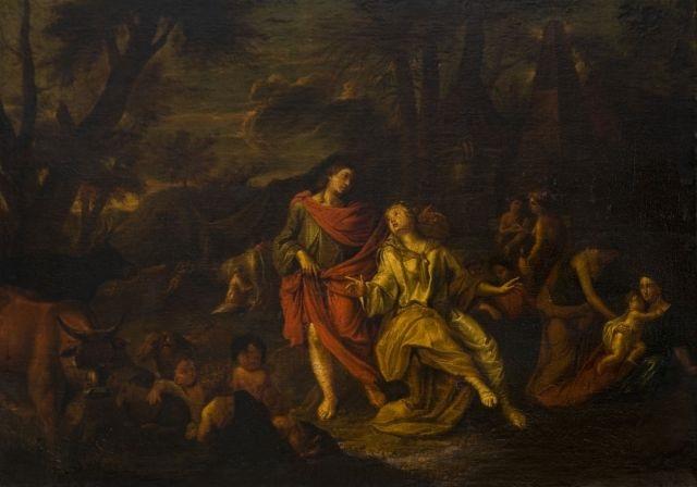 renaud et armide by victor honoré janssens