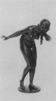 weiblicher akt by martin götze