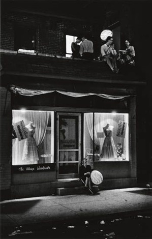 storefront pittsburgh by w eugene smith