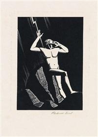 prometheus by rockwell kent