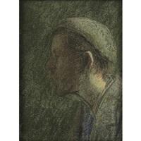 portrait of ralph radcliffe whitehead by madeleine fleury
