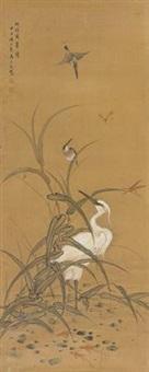 花鸟 by ma yuanyu