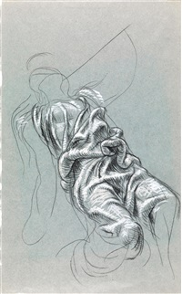 studio di panneggio by romano dazzi