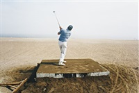untitled (golf) by anri sala