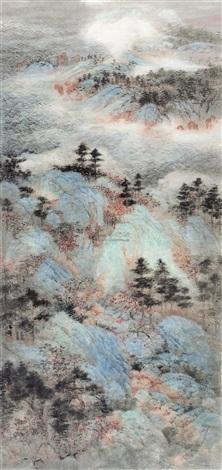 landscape by xiao haichun
