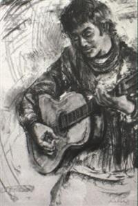 classical guitar by lazlo kadlacskik