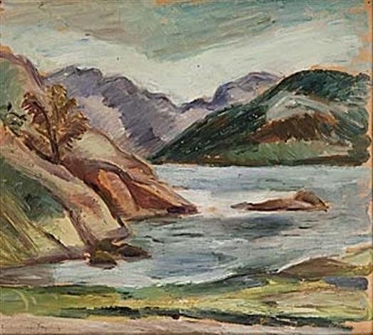 kustlandskap by birger simonsson