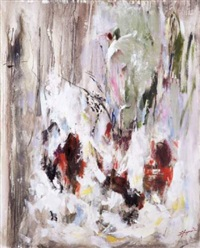 composition fond beige by tigran agadjanian