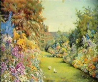 the garden path by edith helena adie