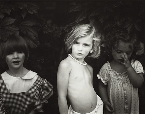 jessie at 5 by sally mann
