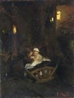l'heure de la soupe by edouard d' apvril