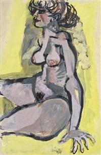 nudo di donna by carlo ciussi