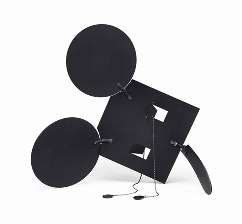geometric mouse scale c by claes oldenburg
