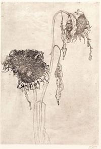 sonnenblumen by jan boon