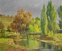gilmore creek, nsw by john allcott