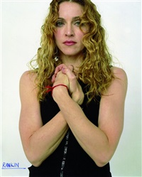 madonna, photoshooting by rankin