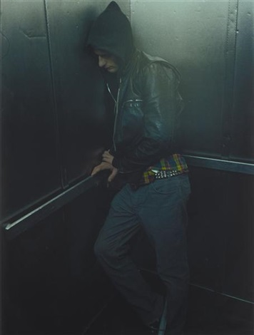 untitled elevator new york by ryan mcginley