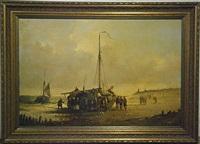 terugkeer van de vissers by hendrik vader