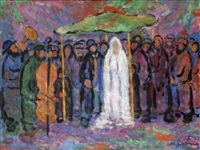 le mariage by nathan gutman