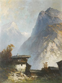 berghof by oskar mulley