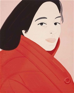 artwork by alex katz