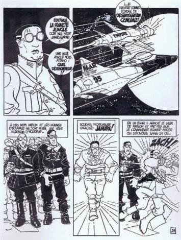 captain futur by serge clerc