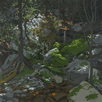 anonymous freshet by neil welliver