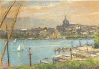 lake geneva by solomon garf