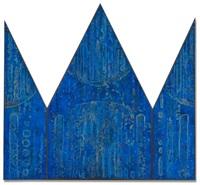 modrá katedrála by pavla mautnerova