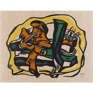 artwork by fernand léger