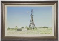 sweetwater windmill by mondel rogers