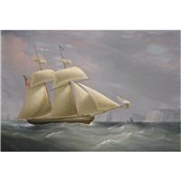 the topsail schooner