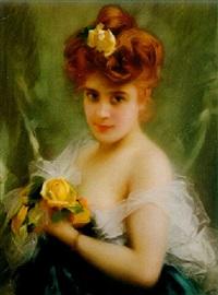 the yellow rose by alphonse marx