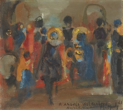 personnages by marcel mouly