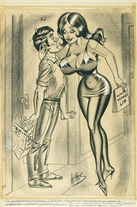 support woman's lib by bill ward