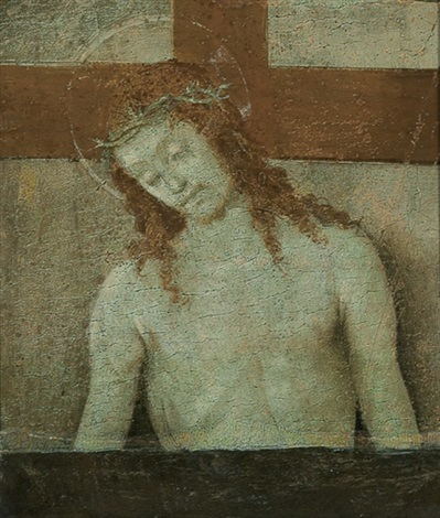 christ as the man of sorrows by filippo filippino lippi