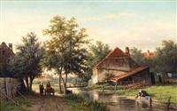 wasdag by georgius heerebaart