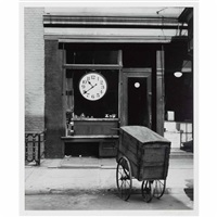 berenice abbott's new york ii by berenice abbott