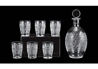 wine set: rohan (set of 7) by baccarat