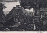 st. mary hatch by graham sutherland
