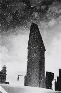 flatiron building #2. new york city by michel ginies