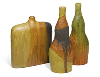 vases (set of 3) by marcello fantoni