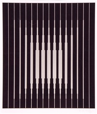 bo ra by victor vasarely