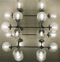 paar großer modul i-leuchten by peter rockel