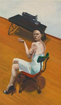 the sewer by eric fischl