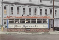 miss worcester by john baeder