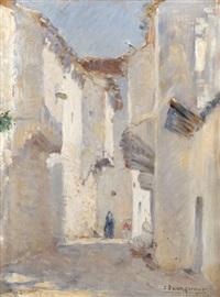 rue à constantine by joseph saint-germier