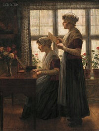 the song by walter firle