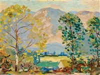 landscape by selden connor gile